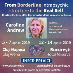 From Borderline Intrapsychic Structure to the Real Self - Bucuresti