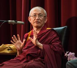 Gonsar Tulku Rinpoche revine la Bucuresti! - 4-6 septembrie